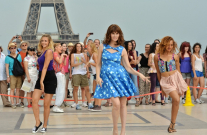 Красотки в Париже